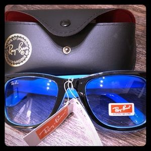 Faux Ray-Ban perfect and new with tags